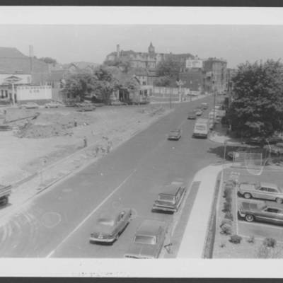 W. Market and Central Ave in 1963.jpg