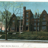 Eberhardt Hall, New Jersey Institute of Technology (NJIT)/Newark Orphan Asylum