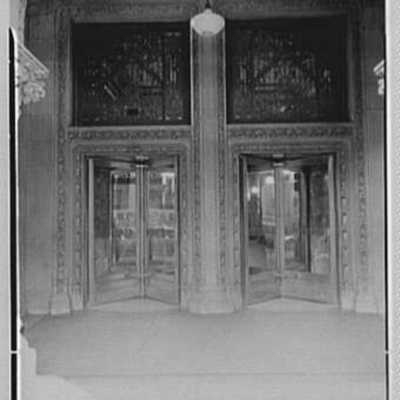 Prudential Insurance Co., Newark, New Jersey. Interior, Broad St. entrance.jpg