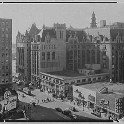 Prudential Insurance Co., Newark, New Jersey. Group from public service.jpg