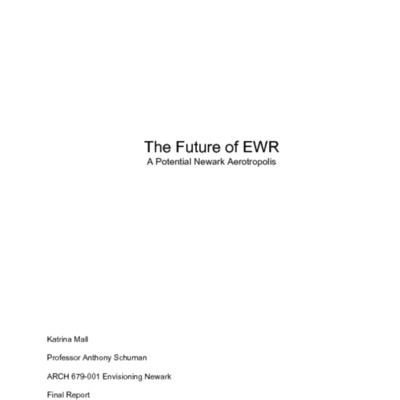 The Future of EWR (Newark Airport).pdf