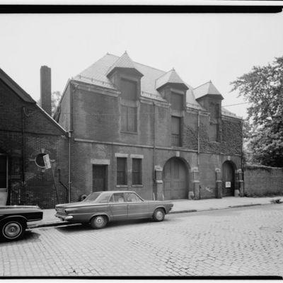 John Holme Ballantine House, Stables, 43 Washington Street, Newark, Essex County, NJ.jpg