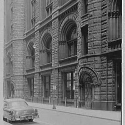 Prudential Insurance Co., home office, Newark, New Jersey. Exterior VII.jpg