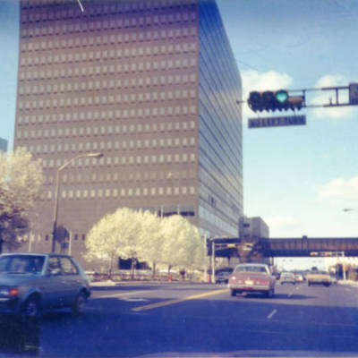McCarter Highway and Edison Place 2001.jpg