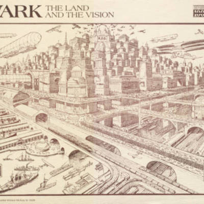 Newark- the land and the vision, 1666-1989 Poster.jpg