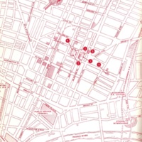 Newark College of Engineering Campus Map (1962-1963)