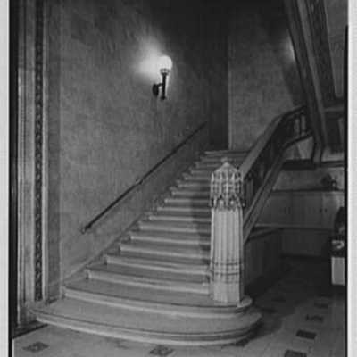 Prudential Insurance Co., home office, Newark, New Jersey. Interior I.jpg