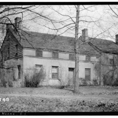 John Sydenham House, Old Road to Bloomfield, Newark, Essex County, NJ (6).jpg