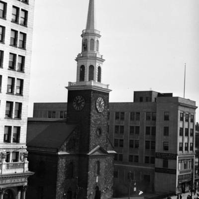 Old First Presbyterian Church 1941.jpg