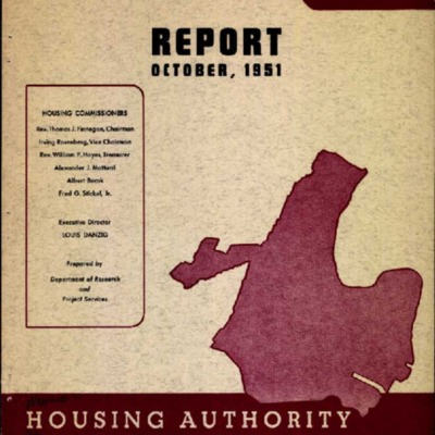 Housing Authority of the City of Newark (NHA) report October, 1951.pdf