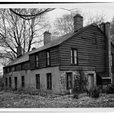 John Sydenham House, Old Road to Bloomfield, Newark, Essex County, NJ (10).jpg
