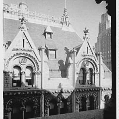 Prudential Insurance Co., home office, Newark, New Jersey. Exterior IV.jpg