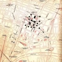 Newark College of Engineering Campus Map (1967-1968)
