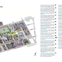 New Jersey Institute of Technology Campus Map (2015)