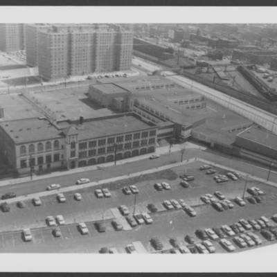 Colonnade view down in 1963.jpg