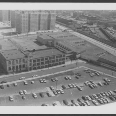 Colonnade view down in 1963.jpg