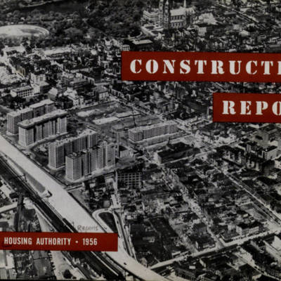 Construction report, Newark Housing Authority 1956.jpg