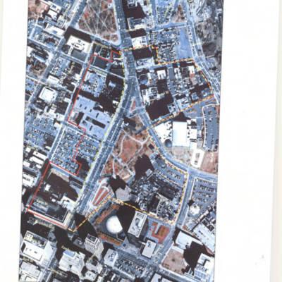 Map of Military Park historic district boundaries 2004.jpg